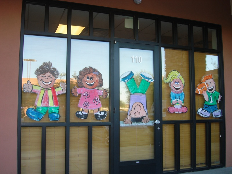 Maricopa (AZ) children's daycare and school